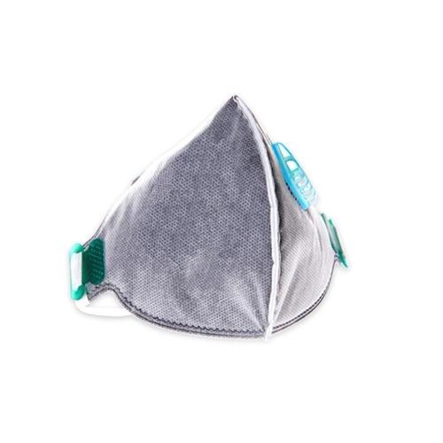 mascarilla anti contaminación cubrebocas polvo filtro bici