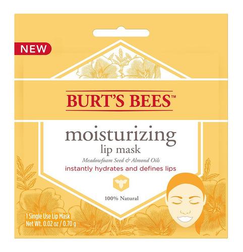 mascarilla de labios hidratante burts bees 1un