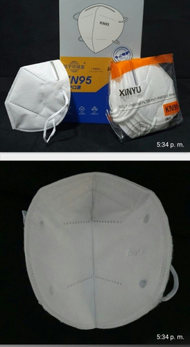 mascarilla de protección