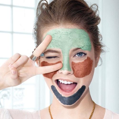mascarilla efecto detox loreal arcillas puras