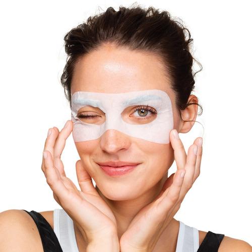 mascarilla en tela para ojos garnier skin active coco x 1 u