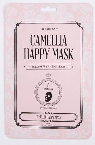 mascarilla facial camelia kocostar - sally beauty