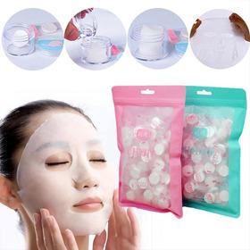 Mascarilla Facial Humectante De Tela X 100 Pastillas