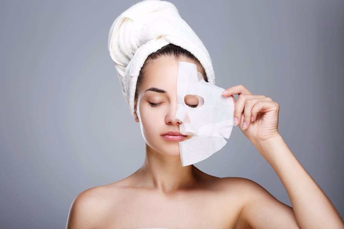 Mascarilla Facial Natural Hidratante Premium Vita 10 Hojas ...