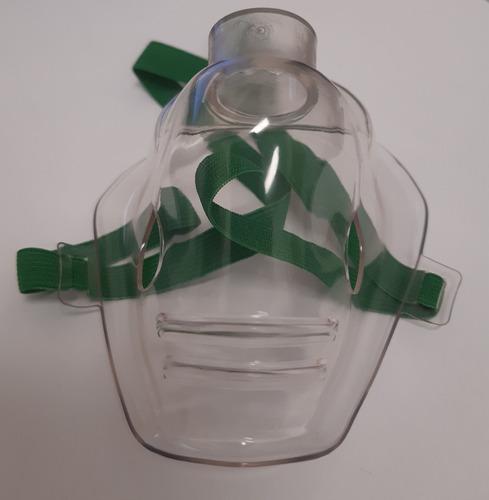 mascarilla infantil para nebulizador omron c801/c25/c20/pcm