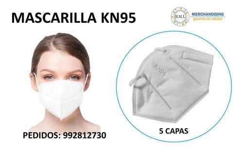 mascarilla kn95 5 capas