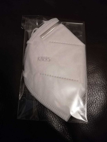 mascarilla kn95 certificada 5 capas