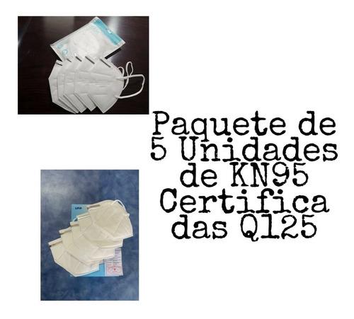 mascarilla kn95 importada certificada
