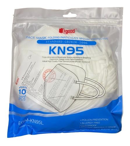 mascarilla kn95 importadas fda ce calidad superior $0.80