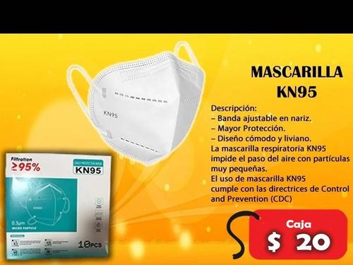 mascarilla kn95 importado