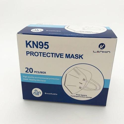 mascarilla kn95 n95 clip nasal cubierto 5 capas fda certific