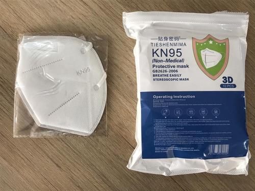 mascarilla kn95 (registro sanitario, certificación ce y fda)