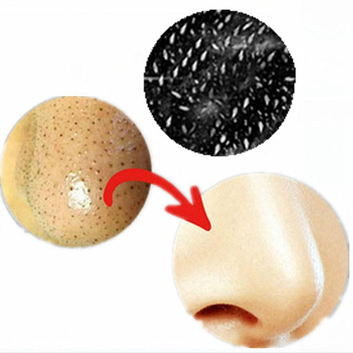 mascarilla  limpia grasas espinillas elimina puntos negros