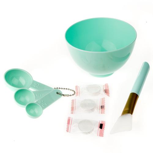 mascarilla mumuso set de preparación facial diy