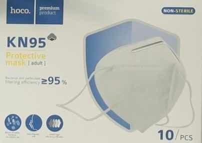 mascarilla n95 kn95 ffp2 (caja 10) importadas ce inen mipro