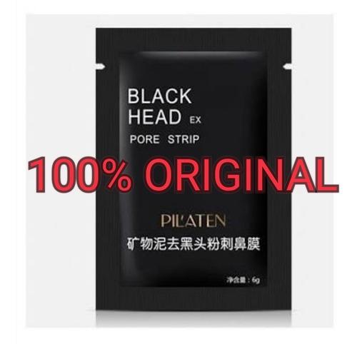 mascarilla negra pilaten black head  puntos negros  mayoreo