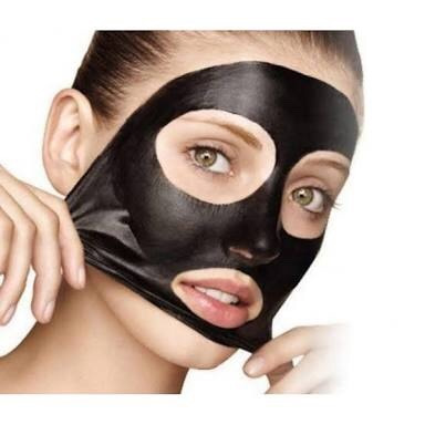 mascarilla negra pilaten black mask anti espinillas 60 g