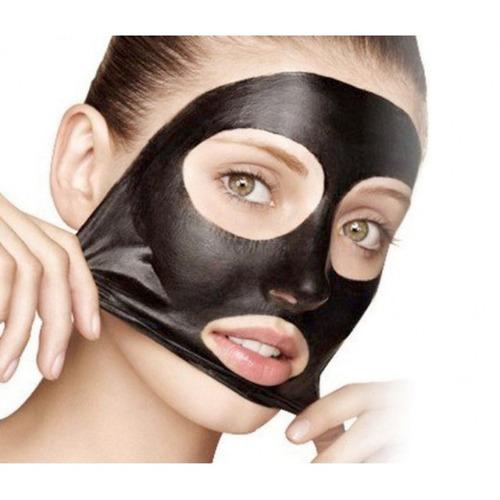 mascarilla negra pilaten original exfoliante piel grasa 60gr