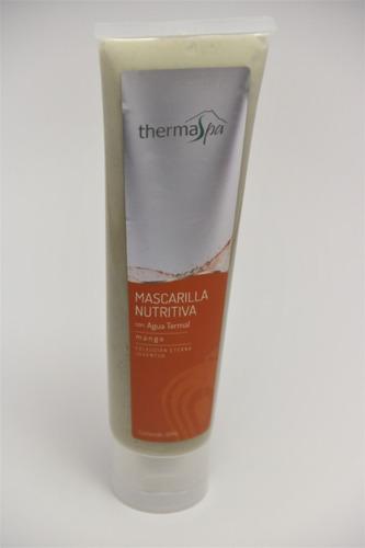 mascarilla nutritiva termal