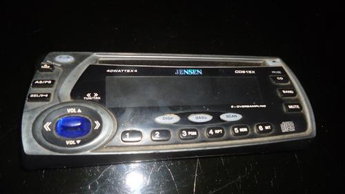 mascarilla para radio jensen