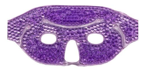 mascarilla perlas de gel en frio/caliente confort en ojos