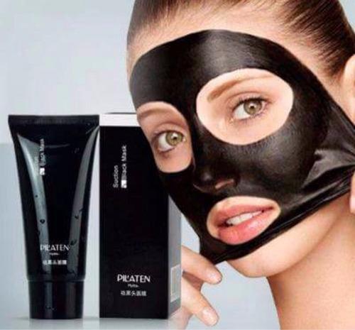mascarilla pilaten limpiadora de puntos negros 60gr belleza