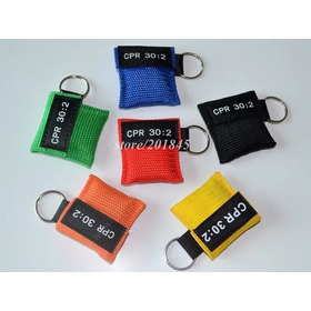 Mascarilla Rcp Barrera Life Key Pocket Mask Llavero Envio Gr