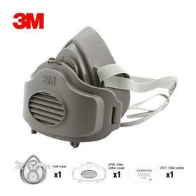 Mascarilla Respirador 3m Serie 3200 Filtro Kn95
