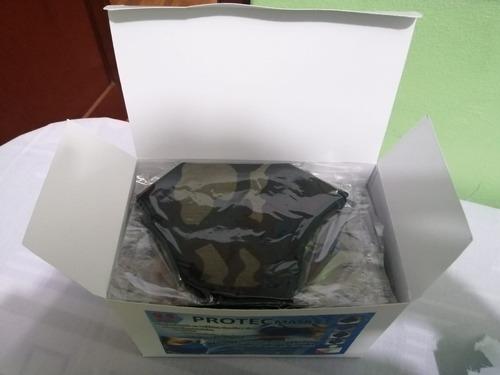 mascarilla reusable lavable,con filtro notex quirúrgico 80 g
