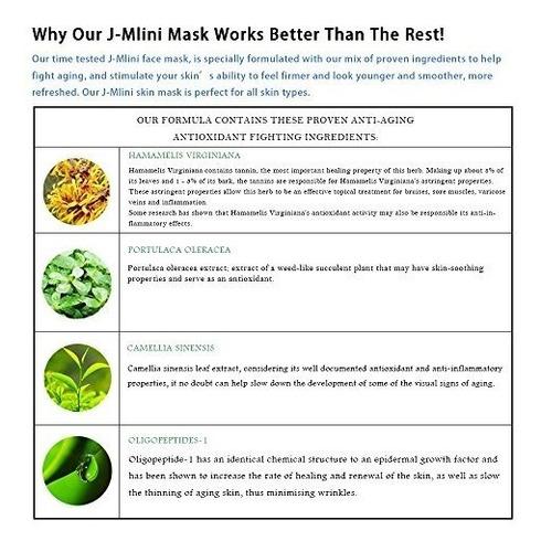 mascarilla tratamiento esencial belleza facial cuidado de l