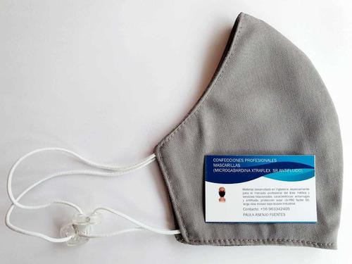 mascarillas antifluido(microgabardina xtraflex sr)