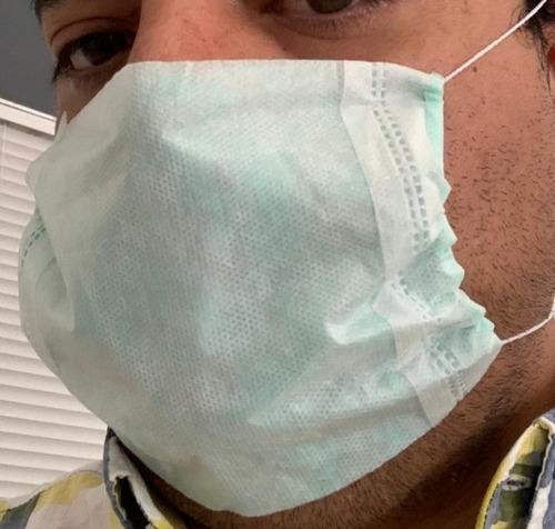 mascarillas de alta protección tricapa (norma epi)