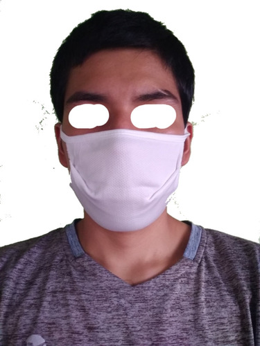 mascarillas de tela reutilizable con normas minsa