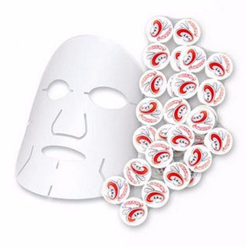 mascarillas facial  de papel - paq. 100 unidades