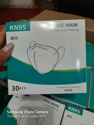 mascarillas importadas kn95