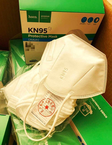 mascarillas kn95 5 capas importada