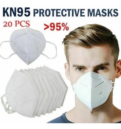 mascarillas kn95 - 8210 y 9001 certificada fda