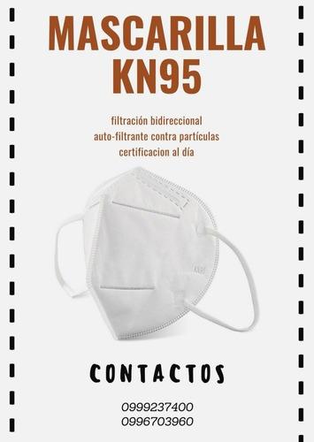 mascarillas kn95 inportadas de 5 capas