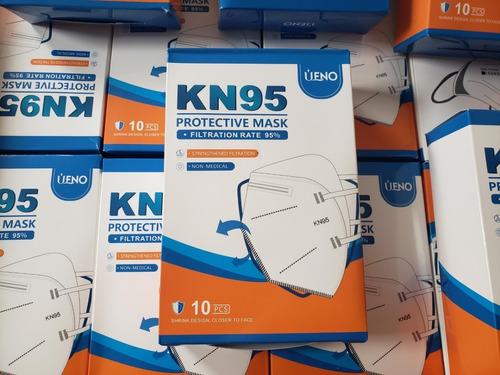 mascarillas kn95  venta por caja 1000 unidades $1 importadas