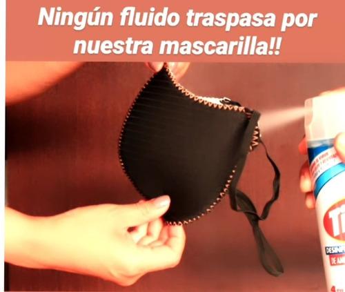 mascarillas reutilizables 3 capas!! somos fabricantes
