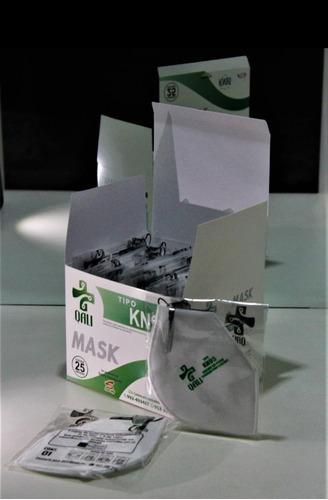 mascarillas tipo kn95 de 7 capas stock 30mil unidades