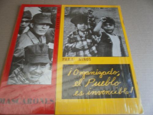 mascarones ¡organizado, el pueblo es invencible! mexico lp