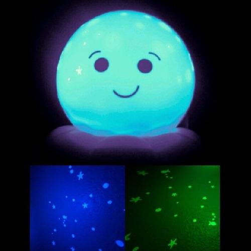 mascota 2en1 juguete, lamparita compañero (pulpo) cloud b