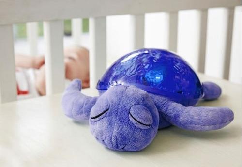 mascota 2en1 peluche, lampara marina con 2 melodia relajante