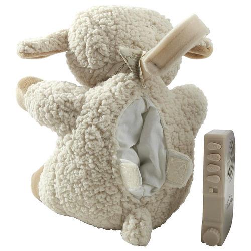 mascota 2en1 peluche sonidos activa con llanto(oveja)cloud b