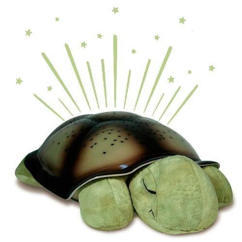 mascota 2en1 peluche y lamparita compañero(tortuga). cloud b