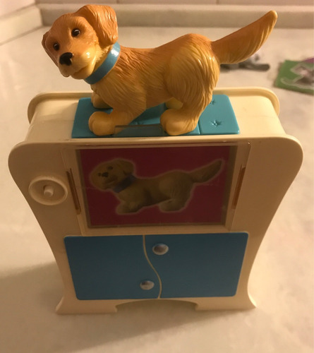 mascota barbie gatito perro veterinaria aparato de rayos x