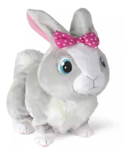 mascota interactiva betsy conejita dulce saltarina club petz