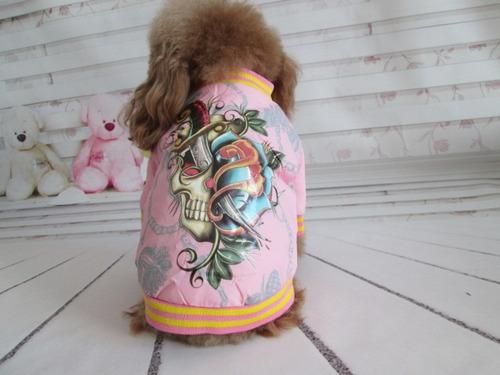mascota perro chaqueta para