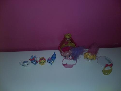 mascotas de princesas de disney. original